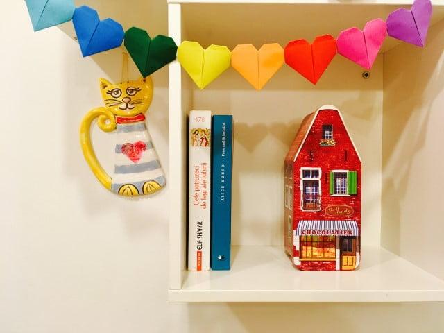 Atelier Origami februarie inimi