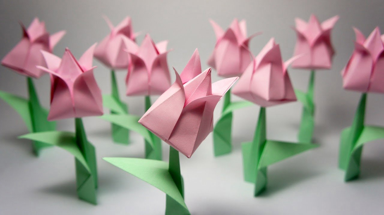 lalele origami