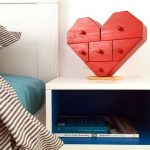 mokko - Dulăpior Lemn Inimă