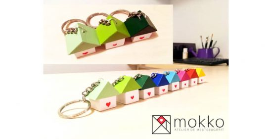 mokko - Mărturii Căsuțe Lemn