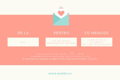 Giftcard Mokko - verso