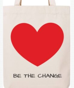 Mokko tote bag - Be The Change