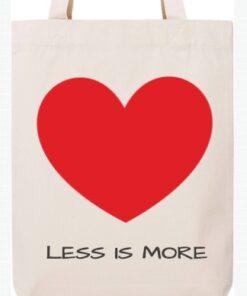 Mokko tote bag - Less is More