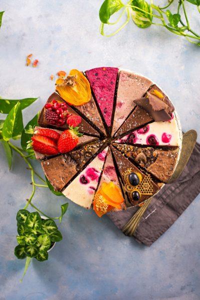 Cake Away Prajituri Raw Vegane Rawz