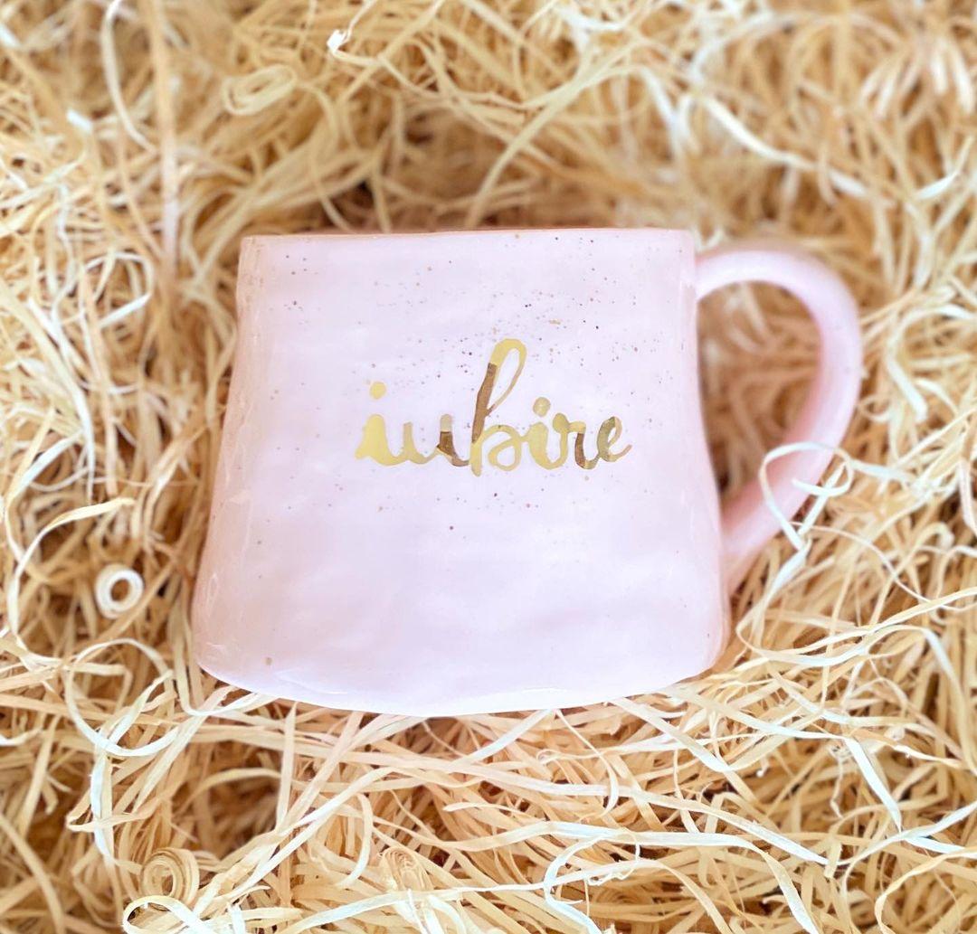 Cana Ceramica Iubire - Minutiae